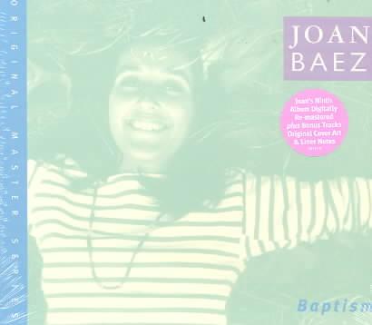 BAPTISM BY BAEZ,JOAN (CD)