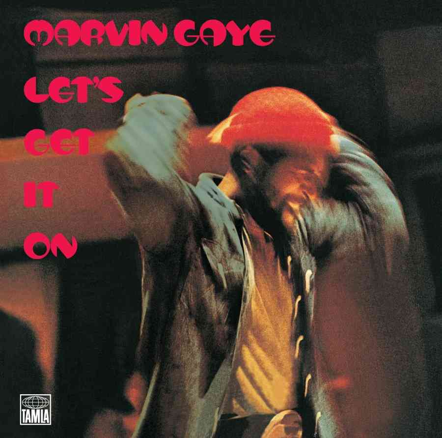 LET'S GET IT ON BY GAYE,MARVIN (CD)