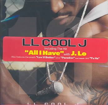 10 BY LL COOL J (CD)