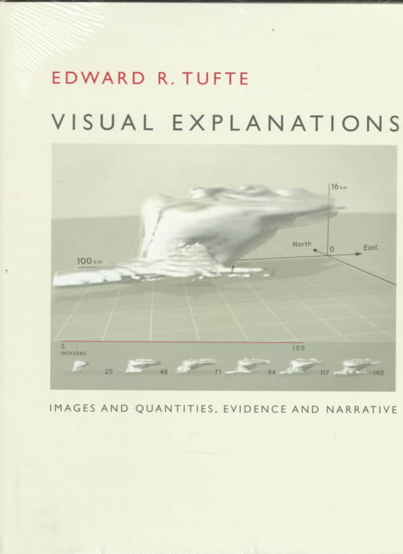 Visual Explanations By Tufte, Edward R.